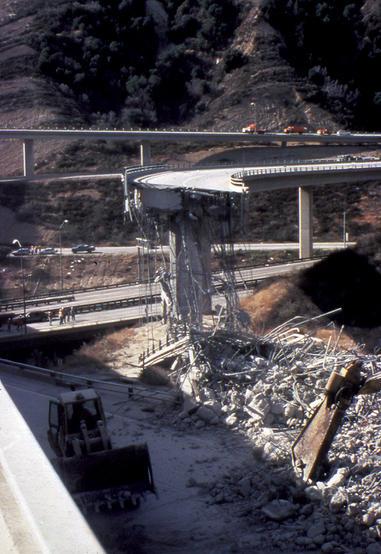 Jordskalv i kalifornien